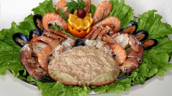 Sugestão do Chef - A Lagosteira, Albufeira
