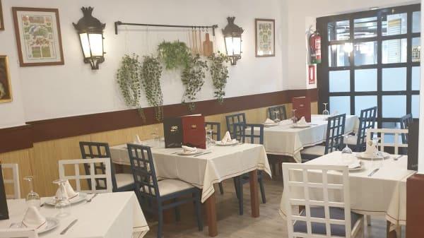 Vista del interior - Ox's Fusión Parrillas & Cocteles, Madrid