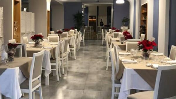 Vista della sala - Metamorfosi Café Ristorante, Santa Domenica