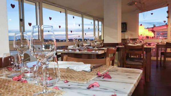 Vista da sala - Restaurante HS Milfontes Beach, Vila Nova de Milfontes