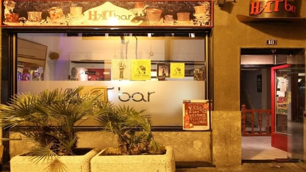 Hat Bar Restaurante Lounge, Palma de Mallorca