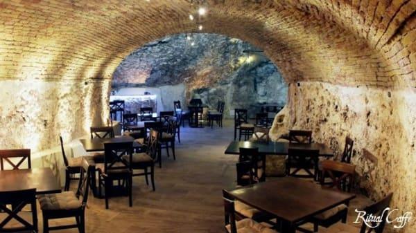 sala interna - Ritual Caffè, Cagliari
