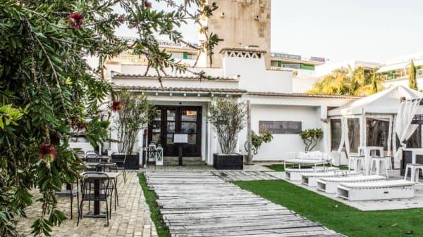 Entrada - Mauro Restaurant, Alicante