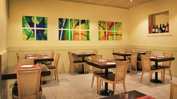 vista sala - L'Espina Restaurant-Cafe, Barcelona