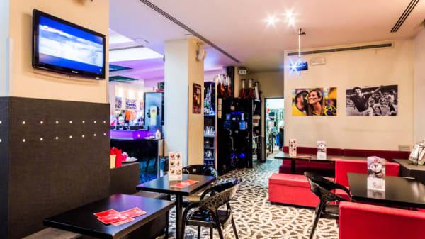 La sala - Astor Cafe', Florence