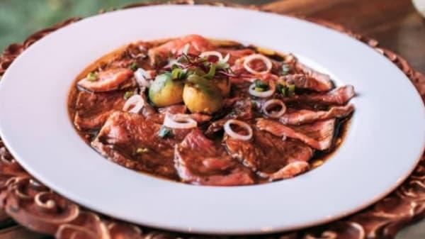 Sugerencia del chef - Boscoso, Valle de Bravo