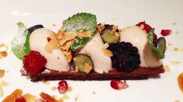 Dessert fruité - Domaine de Villers & SPA, Villers-sur-Mer