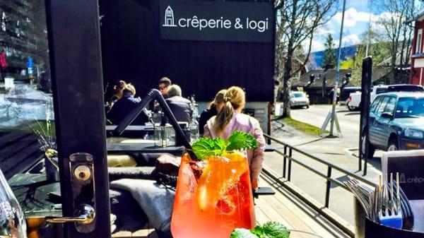 Terrace - Åre Creperie & Logi, Åre