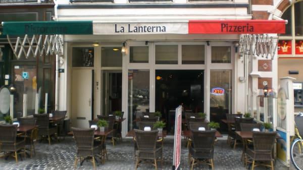 Het restaurant - La Lanterna Centrum, Den Haag