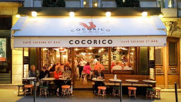 Soirée - Cocorico, Paris