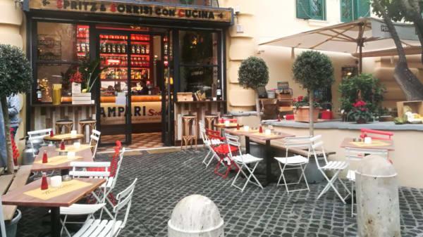 Terrazza - Tira e Molla, Rome