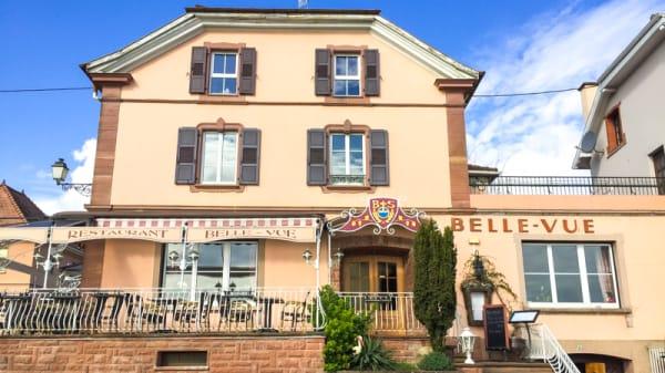 Notre restaurant - Belle Vue, Gueberschwihr