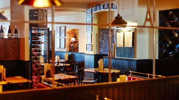 Café Rouge - Victoria, Londres