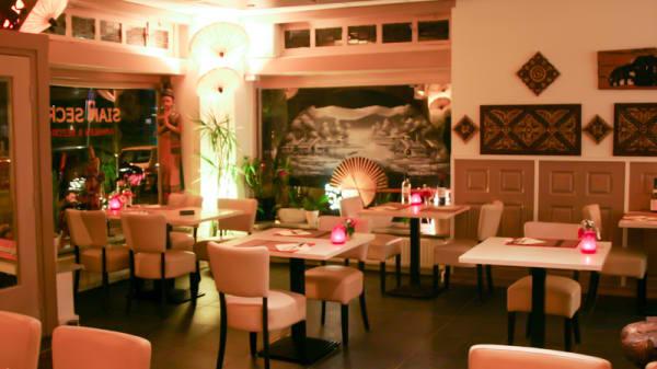 Restaurantzaal - Siam Secret, Hilversum