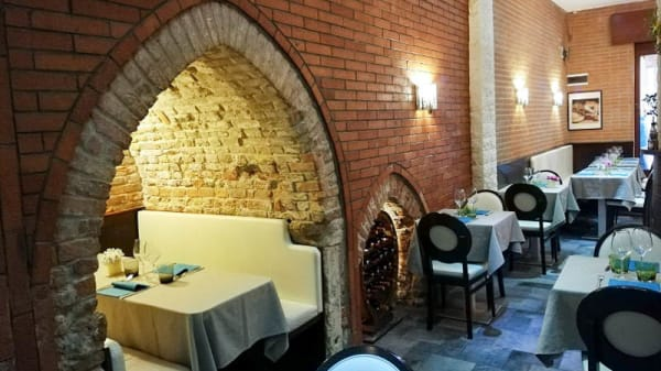 Veduta dell interno - Ostaria ai Fabbri, Venice