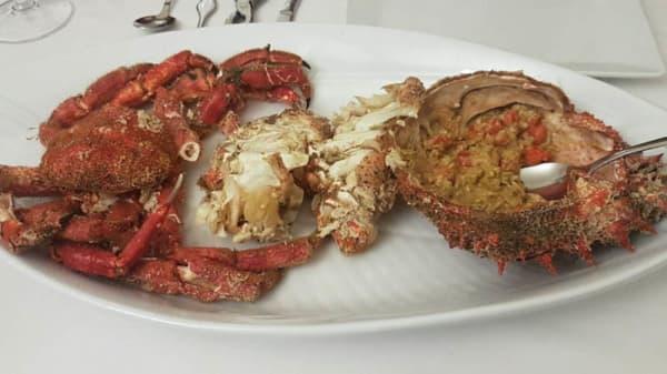 Sugerencia del chef - Casa Rita, Bayona