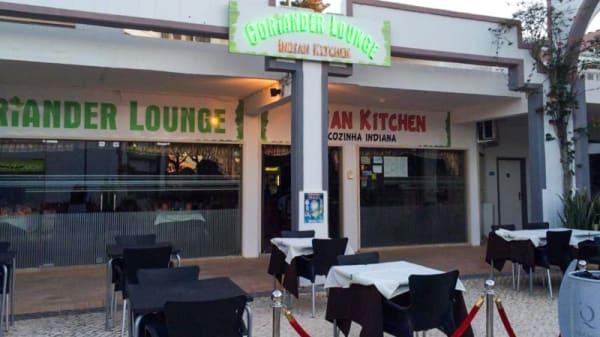 Esplanada - Coriander Lounge, Almancil