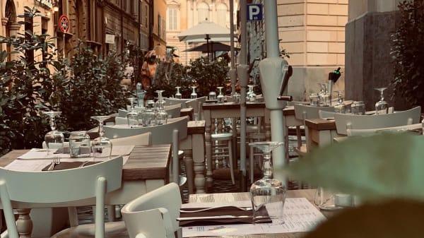 Il Girasole - Via del Boschetto, Roma