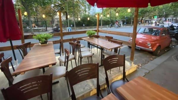 Crêperie Bobo, Paris