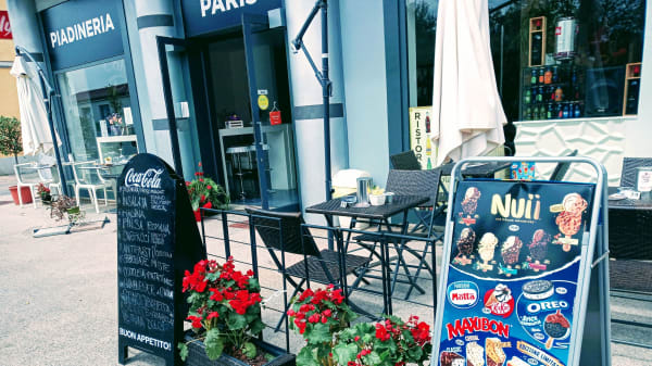 Ristorante con terrazza, Bistrot Paris Arezzo, Pescaiola - Bistrot Paris, Arezzo