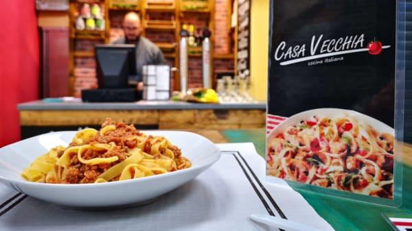 Sugerencia de plato - Casa Vecchia, Madrid