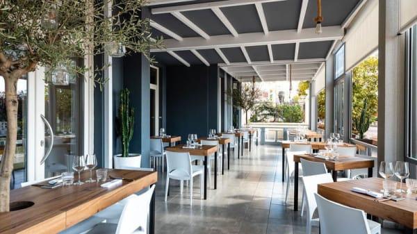 Vista sala - Malibu Kitchen Bar, Follonica