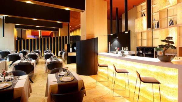 Vista sala - The Echo - Hotel SB Diagonal Zero, Barcelona