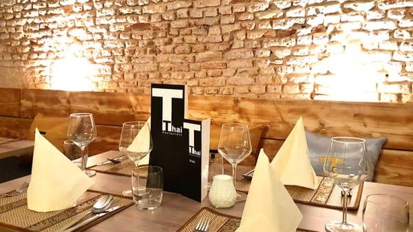 Het restaurant - T-Thai, Breda