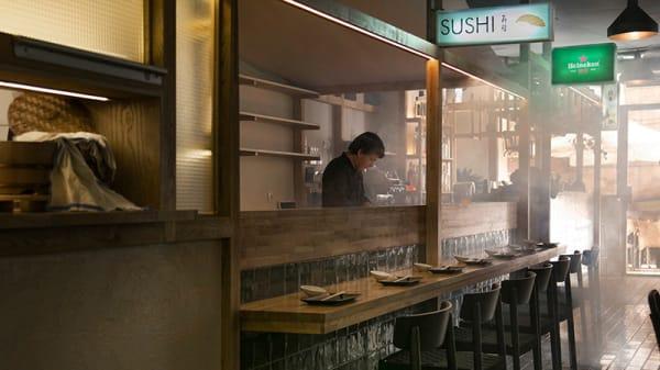 Sala - The Sushi Room, Valencia