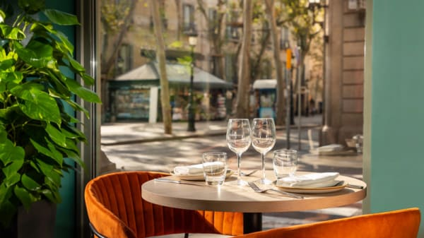 CentOnze - Hotel Le Méridien, Barcelona