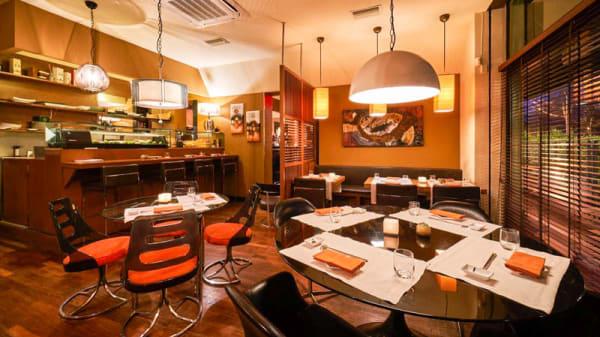 Vista sala - Fooding sushi lounge, Bettola-Zeloforamagno