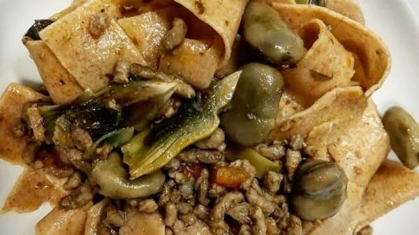 Suggerimento dello chef - Agriturismo Poggio Sassineri, Magliano In Toscana