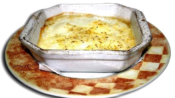 Sugerencia del chef - La Toscana, Valladolid