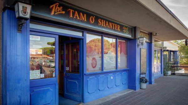 Entrata - The Tam O'Shanter  pub Cassia, Rome