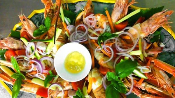 Suggerimento del chef - A'Risacca, Virgilio