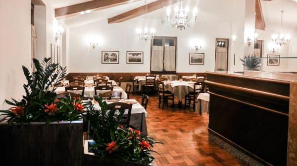 La sala - Steakhouse La Quarenga, Almenno San Bartolomeo