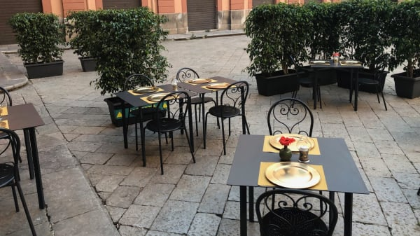 Esterno - Osteria dei Vespri, Palermo