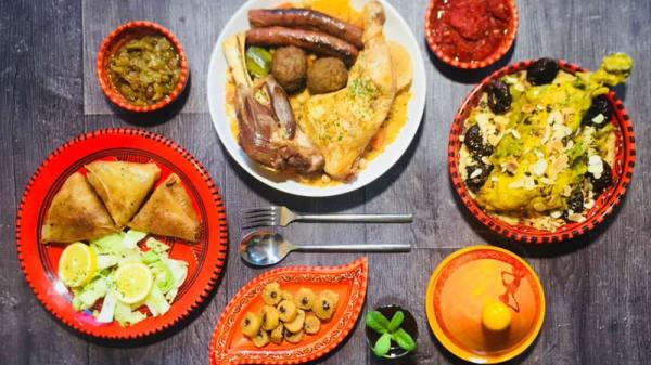 Suggestion du chef - Les Délices d'Aladin, Nice