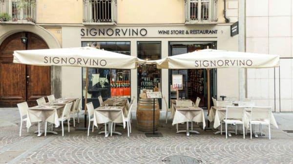 Ingresso - Signorvino – Torino, Turin