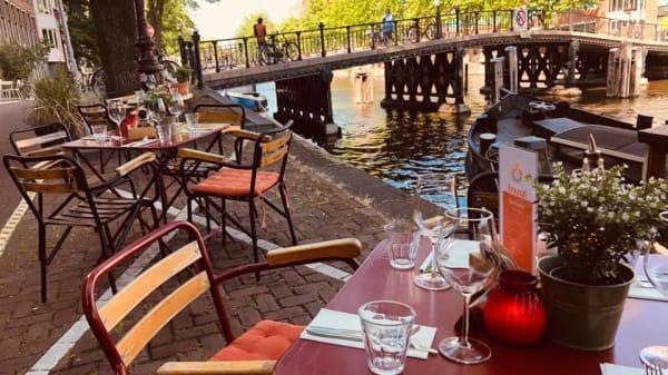 Frenzi, Amsterdam