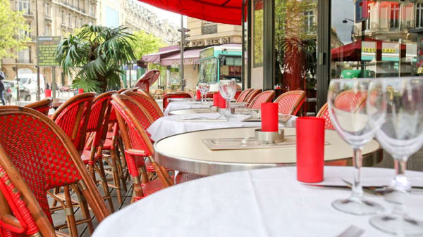 Terrasse - Tartare factory by le Beaucour, Paris