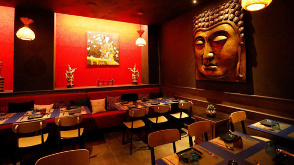 Interno - My Thai Restaurant, Monza