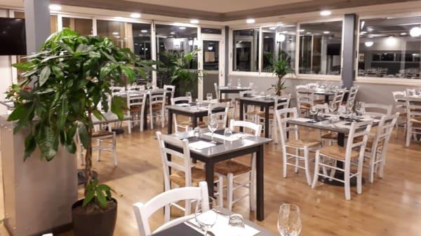 Interno - Ristorante Monteverde Club, Rome
