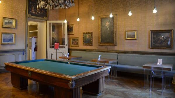 Sala Biliardo - Barney's, Turin
