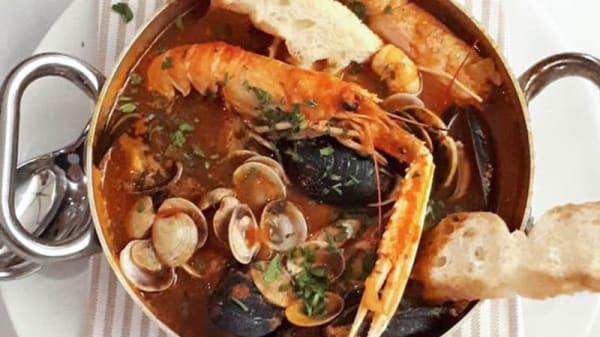 Suggerimento dello chef - Gatto Papone Food&Wine concessione 32 balneare Attilio, Porto Recanati