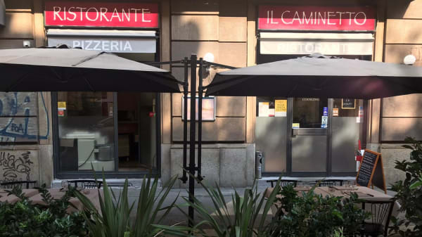 Ristorante Pizzeria L' Oasi, Milan