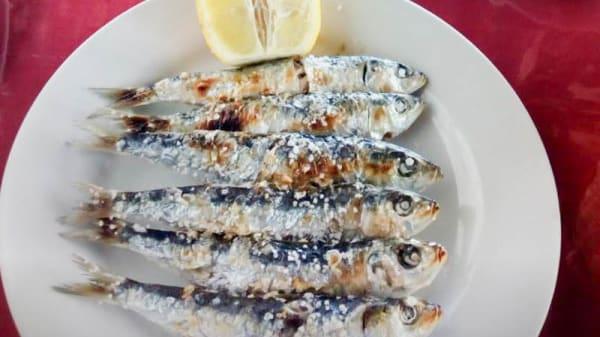 Sugerencia del chef - Los Dos Hermanos, Torre De Benagalbon