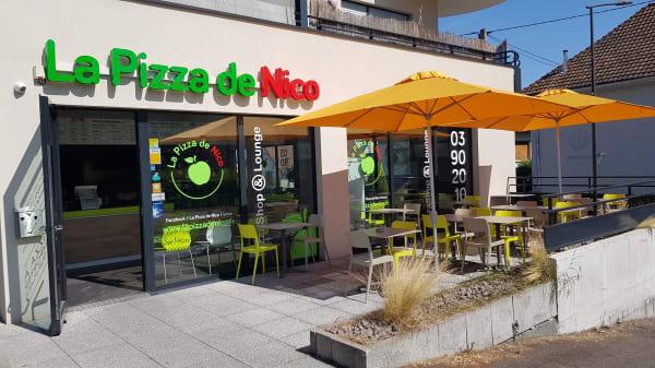 La Pizza de Nico, Hœnheim