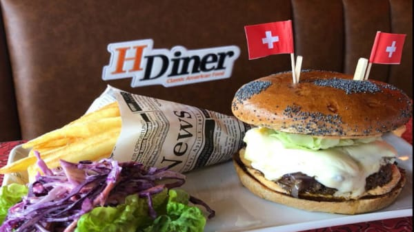 Suggestion de plat - HDiner Morges, Morges