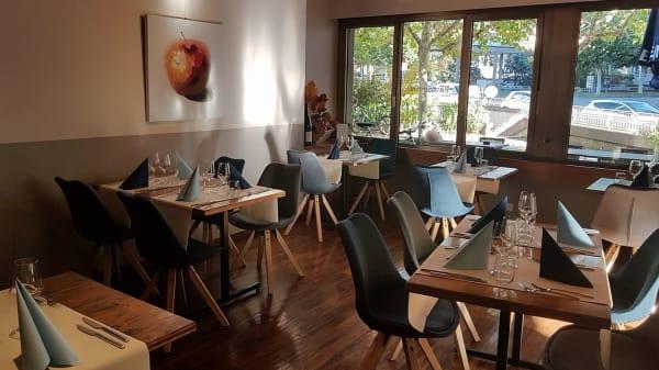 Salle - Brasserie de la Planta - Chez Claude, Sion